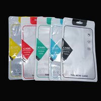 Wholesale iphone phone case packaging online – deals x21cm Phone Case Ziplock Package Bag With Hang Hole Galaxy Note iPhone s Plus Mobile Phone Case Storage Bags Styles