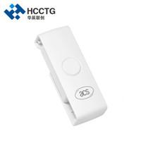 plug otg venda por atacado-Fabricantes Plug in Play Otg Bolso Inteligente Entre em Contato IC Chip de Memória USB Tipo C Leitor de Cartão ACR39U-NF