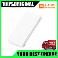 Wholesale 9v 12v battery resale online - Mi Xiaomi Power Bank mAh C Two way Quick Charger QC3 V V V Dual USB External Battery for Phone Tablets