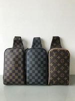 ms monedero damas al por mayor-2018 Classic Lady Lattice Chain Bag Ms. Luxury Bolso de alta calidad diseñador de moda bolso hombro Messenger Bag