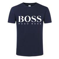 Wholesale womens running fashion resale online - G2 Hugo Boss New Designer T Shirts Hip Hop Mens Designer T Shirts Fashion Brand Mens Womens Short Sleeve Large Size T Shirts