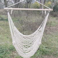 Wholesale camping hammocks for sale - Group buy 120x90cm Garden Hammock Swing Chair Thick Mesh Cotton Rope Hammocks Dormitory Bedroom Hanging Swings Outdoor Camping Supplies xl B2