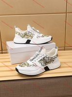 Wholesale white crochet shoes for sale - Group buy xshfbcl European station men s casual shoes summer breathable white shoes embroidered high top thick knit men s shoes