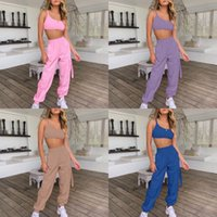 Wholesale free run woven women for sale - Group buy Women S Tracksuits New Women Active Set Tracksuits Hoodies Sweatshirt Pant Running Sport Track Suits Pcss Jogging Sets Free Ship