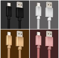 Wholesale Android data cable lengthened charging line m m m for type c fast charging mobile phone charging line