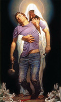 Wholesale wall art oil paintings resale online - 50 Off Forgiven II by Thomas Blackshear Home Decor Art Print Oil Painting On Canvas Wall Art Canvas Pictures