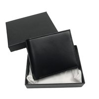 Wholesale credit card case wallet resale online - Men s Wallet Card Case Wallet Holder Fashion Bag Thin Style Pocket Wallet Top Leather Credit Card Holder Ladies Handbag With Box Portfolio