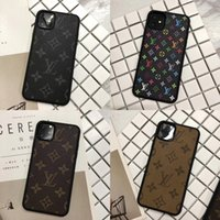 Wholesale Designer Case For iPhone X Xs Max XR Plus Phone Case Back Cover Monogram Branding for iPhone Pro Max Mobile Shell