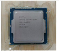 intel cpu core i7 venda por atacado-100% Genuine Intel Core i7 4790K 4790 4.0GHz Quad-Core 8MB de cache Com gráfica HD 4600 TDP 88W desktop LGA Processor 1150 CPU Usado Testado
