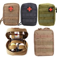 kits pocket bags venda por atacado-Hip Outdoor Packs Belt Pouch Molle Tactical cintura Saco Acessórios portátil de bolso Kits Bolsa para Belts Tactical Backpack