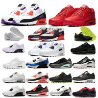 Wholesale runing sneakers resale online - Top Designer Shoes Triple Star Green Camo Womens Mens OG Home Away Shoes Sneakers Sports Runing Galaxy Trainer With Box