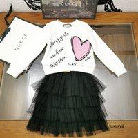 Wholesale Girls suit new pattern Korean leisure time children s suit print