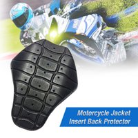 Wholesale jacket body protector resale online - Motorcycle Armor Jacket Motorbike Jacket Insert Back Protector Body Armor Shirt Spine Chest Back Protector Gear Skiing