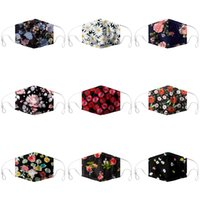 Wholesale female winter face mask resale online - 2020 Male Female Winter Biden Mask Biden Mask Men Wool Plaid Bandana Cashmere Bandana Muffler Lovers Thick Thermal Double Faced