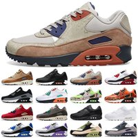 Wholesale cool mens running shoes resale online - Men Women Running Shoes Mens Trainers High Quality Camowabb CNY Hyper Grape Royal Cool Grey Red cheap Sport Shoes Sneakers Size
