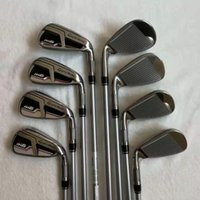 Wholesale rlx golf for sale - Group buy Golf Club M6 iron set SIM complete set of poles with club sleeve