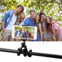 Wholesale best bluetooth for cell phones for sale - Group buy Best Flexible Octopus Tripod Phone Holder Universal Stand Bracket For Cell Phone Car Camera Selfie Monopod with Bluetooth Remote Shutter