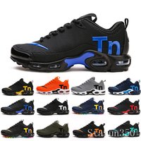 Wholesale running shoes best cushion for sale - Group buy Mercurial TN Mens Designer Running Shoes Men Casual Air Cushion Dress Trainers Outdoor Best Hiking Jogging Sports Sneakers US HU