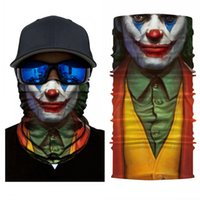 Wholesale motorcycle tube face masks for sale - Group buy DHL Shipping Bandana Scarf Seamless Face Cover Cycling Mask UV Sun Protection Neck Gaiter Outdoor Tube Headwear Motorcycle Headband LJJA1150