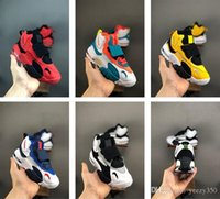 Wholesale childrens sneakers for sale - Group buy Childrens Sneaker Speed Turf XZ Running shoes Boys Girls Sneaker Sports Shoes Kids Trainers Sneakers Classic Black White Red Chaussures