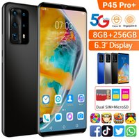 Wholesale smartphone prices for sale - Group buy 2020 new cross border P45Pro smartphone inch full screen Android smartphone low price direct sales