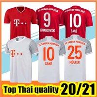 Wholesale soccer jerseys full uniform resale online - Top quality COUTINHO Soccer jersey Munich LEWANDOWSKI MULLER KIMMICH PERISIC Football shirt kit uniforms