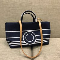 Wholesale quality stylish handbag for sale - Group buy New lady s shopping bag A high end custom quality handbag fashion style original denim stylish mother must