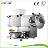 Wholesale chinese grinder resale online - Electric meat mincer machine food grade stainless steel meat grinder cutting meat machine commercial Vegetable cutt machine