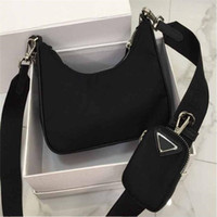 Women Crossbody Bag Fashion luxury Casual Baguette Mini Designer Shoulder Bag Nylon Handbag Female For Shoulder Messenger