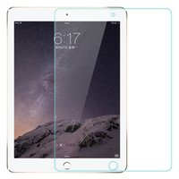 Wholesale Tempered Screen Protectors For iPad mini1 IPad2 IPad pro IPad Pro Protective Soft Screen Film
