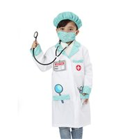 Wholesale kit doctor for sale - Group buy Wizland Child Role Play Costumes Doctor Dress Up Playset Kits for Kids