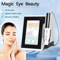 Wholesale magic line resale online - Magic Line RF Equipment face Massage Machine rf radio frequency machine skin lifting facial equipment CE approval DHL