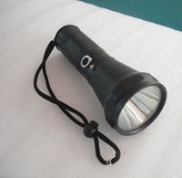Wholesale fully worked resale online - Explosion proof fully sealed underwater working lamp High range explosion proof torch BW7100A B Antistatic