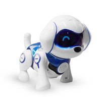 Wholesale electronic presents resale online - Freeshipping Intelligent Robot Dog Toy Smart Electronic Pets Dog Kids Toy Cute Animals Intelligent Robot Puppy Gift Children Present