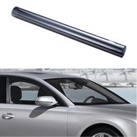 Wholesale window solar resale online - 0 X3M X3M Car Protection Sticker Car Front Window Solar Protection Foils Window Tinting Film Anti UV SunShade