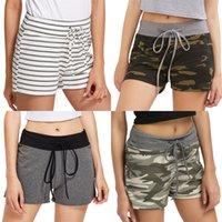 Wholesale chains for pants resale online - Fashion Womens Brand Shorts With Chains Hollow Out High Waist Denim Shorts Pants For Summer Women Designer Clothes Streetwear
