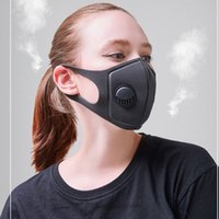 Wholesale kn95 Face Mask Anti Dust and Smoke and Allergies Adjustable Reusable Respirator Masks Man pm2 mask free DHL shipping Stock