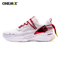 Wholesale women's athletic sneakers resale online - ONEMIX Summer Women s Ultralight Running Shoes Breathable Mesh Sneakers Athletic Trainers For Outdoor Retro Jogging Sport Shoes