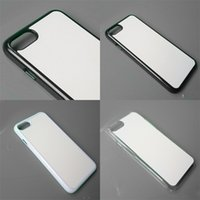 Wholesale phone favor for sale - Group buy Phone Xs Max Case Sleeve D Aluminum Sheet Hard Shell Sublimation Blanks Cover PC Thermal Transfer Blank Casing Customized tn B2