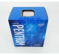 Wholesale free radiators for sale - Group buy Intel Pentium Processor G4560 CPU Boxed with radiator LGA land FC LGA nanometers Dual Core
