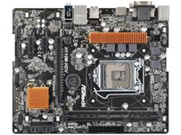 Wholesale ASRock H110M HDV Original Used Desktop Motherboard H110 Socket LGA1151 DDR3 SATA3 USB3