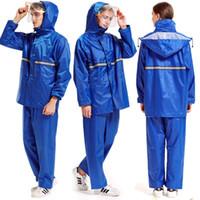 Wholesale vinyl rain for sale - Group buy PVC Raincoat Poncho Women Jacket Waterproof Outdoor Man Woman s Vinyl Jackets Tour Rain Coat Men Motorcycle Abrigo Mujer YY087