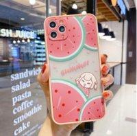 Wholesale watermelon iphone case for sale – best Summer Cartoon Watermelon Soft black Phone Case for iPhone pro XS MAX S Plus X S SE XR case