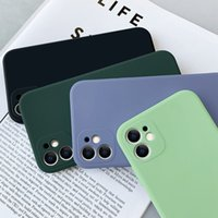 Wholesale matte soft tpu iphone online – custom Candy Solid Color Soft Silicone Case for Iphone SE pro max x xs xr TPU Matte Back Cover