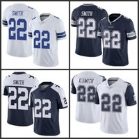 Wholesale jerseys cowboys for sale - Group buy Dallas Men Cowboys Men Emmitt Smith White Women Youth Stitched NFL Vapor Untouchable Limited Jersey