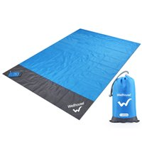 Wholesale camping ground mats for sale - Group buy Camping Mat Waterproof Beach Blanket Outdoor Portable Picnic Ground Mat Mattress Outdoor Camping Picnic Mat blanket m