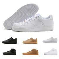 Wholesale men sport casual shoes high resale online - Top Classic Black White Dunk Men Women Casual Shoes red one Sports Skateboarding High Low Cut Wheat Trainers Sneakers