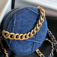 Wholesale clothing shops resale online - 1120 The new mini round bag A high end custom quality clothes for all seasons is a must have for shopping and traveling