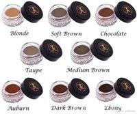 Wholesale Anastasia beverly hills dipbrow Pomade Medium Brown Waterproof Makeup Eyebrow g Blonde Chocolabrow g Blonde Chocolate Dark Brown Ebon