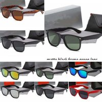 Wholesale white aviator glasses for sale - Group buy fashion Men women summer Sunglasses Aviator Vintage Pilot Brand Sun Glasses Polarized UV400 Womens Ben Wayfarer Sunglasses aDQ9